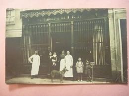 CPA Originale 1921 écrite - SAINT VALERY SUR SOMME Pharmacie ? Brihier Ou Brimier ? - Saint Valery Sur Somme