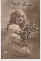 ENFANTS 1397 : Bonne Année ( Marie Louise Bellon )  ; édit. Rex N° 4557 - Andere