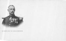 Le Comte Jean De Sabran - Ponteves - Decoration Medailles - Personnages Historiques