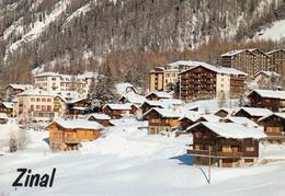 ~ Zinal - Val D ' Anniviers - VS Wallis