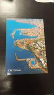 CPM ,Grèce ,  Crete , Chania , Multi-Vues , Ed. Adam En L Etat Sur Les Photos - Greece