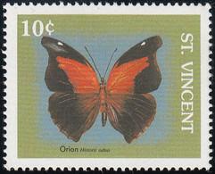 St. Vincent 1989 MNH Sc 1247 10c Orion Butterflies - St.Vincent (1979-...)