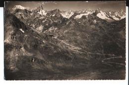 5132. Hospice Du Grand St Bernard Et Le Mont Blanc. De Geotges Et Louise à M. G. Clippe-Kinif à Lobbes. - VS Wallis