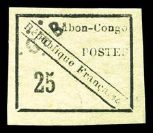 * N°15, 15c Noir Sur Vert. SUP (signé Brun/Calves/certificat)  Qualité: *  Cote: 1500 Euros - Unused Stamps