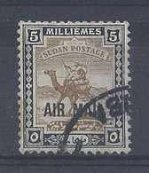 "SUDAN.....KING GEARGE V...(.1910-36..)....""...1931..""......AIRMAIL...CAMEL.......5m.......SG47....... CDS....VFU.... - Sudan (...-1951)"