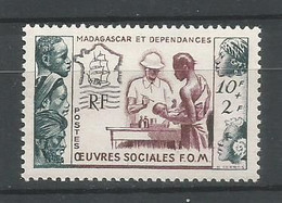 Timbre De Colonie Française  Madagascar Neuf ** N 320 - Ongebruikt