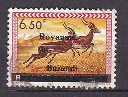 Lt0205 BURUNDI Impala 1962  (O) Used - Collections, Lots & Series