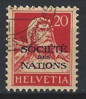 WW-/-837-.  N° 52,  OBL., COTE  3.50 €, VOIR LES IMAGES POUR DETAILS - Officials