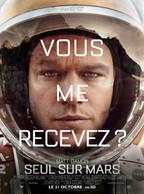 """Affiche De Cinéma """" SEUL SUR MARS """" Format 120X160Cm - Afiches & Pósters"""