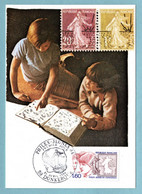Carte Maximum 1984 - Philex Jeunes 1984 Dunkerque - YT 2308 - 59 Dunkerque - 1980-89