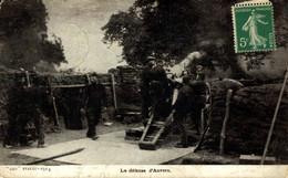 La Défense D'ANVERS   WWI WWICOLLECTION - Antwerpen