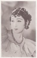 Unidentified Japanese Actress In Fancy Dress Costume C1920s/30s Vintage Postcard - Actors