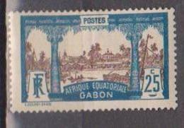GABON       N°  YVERT  56  NEUF AVEC CHARNIERES      (CHAR   01/41 ) - Unused Stamps