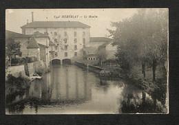 01 - MÉZÉRIAT - Le Moulin - Altri Comuni