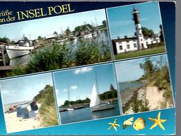 AK-18115- 291   Insel Poel - Meklenburg Vorpommern- Mehrbild (4) - Altri