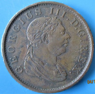 Demerara And Essequibo  (Guyana), 1 Stiver - George III, 1813, TTB+ - Guyana