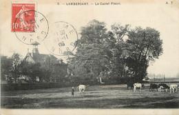 """/ CPA FRANCE 59 """"Lambersart, Le Castel Fleuri"""" - Lambersart"""