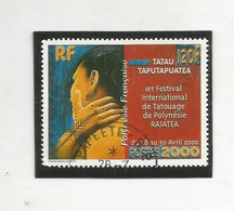 615  Tatouages   (clascamerou18) - Used Stamps