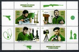 🚩 Sale - Cuba 2018 The 90th Anniversary Of The Birth Of Che Guevara, 1928-1967  (MNH)  - Ernesto Chegevara - Unclassified