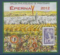 CNEP-2012-N°60 ** VIGNOBLES DE CHAMPAGNE.Salon DE PRINTEMPS EPERNAY - CNEP