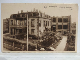 Kinkempois. Institut Sacré Coeur - Liege