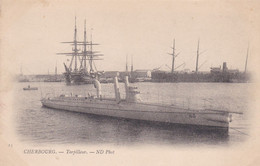Cherbourg Torpilleur - Warships