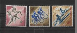 GUINEE    PA 29/31  **   NEUFS SANS CHARNIERE - Guinée (1958-...)