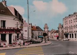 12130   PUB  CREPY  EN VALOIS  ECRITE - Crepy En Valois