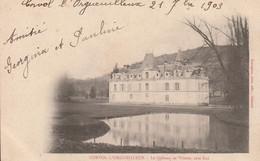 Corvol L'orgueilleux Le Chateau De Vilette Précurseur - Sonstige Gemeinden