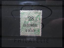 VEND BEAU TIMBRE DE MONACO N° 48 , XX !!! - Unused Stamps