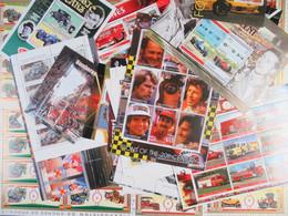 Über 70 Verschiedene Autos, Motorräder Blöcke -Over 70 Different Cars, Motorcycles Blocks - Automobili