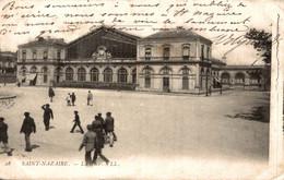 SAINT NAZAIRE LA GARE - Saint Nazaire