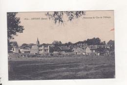 Antony Panorama Du Clos De L Abbaye - Antony