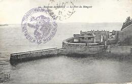 29-environs De Brest-Le Fort Du Mengant (situé à Plouzané)-cachet Hôpital Temporaire - Brest