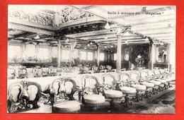 "Salle à Manger Du "" Magellan "" - Steamers"