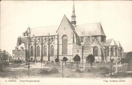België - Gheel - Sinte Dimphnakerk - 1900 - Ohne Zuordnung