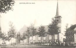België - Aertselaer - De Kerk - 1911 - Unclassified