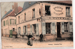 COINCY-EPICERIE TABAC OUTRIEUX -GRANDE RUE - Other Municipalities