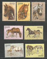 Kyrgyzstan 1995 Year, Mint Stamps MNH (**)  Horses - Kyrgyzstan