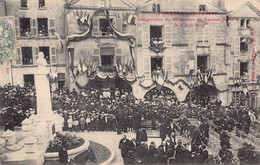 Fontenay Le Comte - Inauguration... - Dompierre Sur Yon