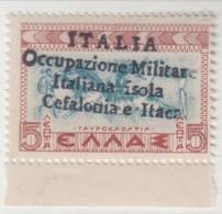 """Occupazione Cefalonia E Itaca 1941 - N° 12v S.stampati Della Serie """"Mitologica"""" Del 1937/38 - MNH** (nuovi) - Cefalonia & Itaca"""