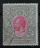 AFRIQUE ORIENTALE BRITANNIQUE 1912: Le Y&T 143, Obl. CAD - Altri