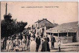 CHATELAILLON PLAGE-BOULEVARD DE LA PLAGE - Châtelaillon-Plage