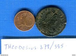 Theodosius  379 /395 - 8. El Bajo Imperio Romano (363 / 476)
