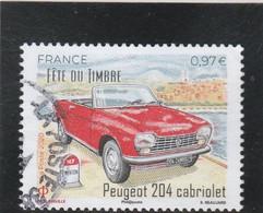 FRANCE 2020 PEUGEOT 204 CABRIOLET OBLITERE  YT 5390 - Used Stamps