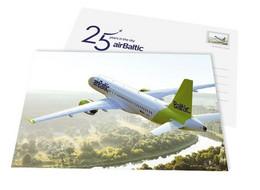 AIR BALTIC - Airbus 220 | Airline Issue | Edition Winter 2021 - 1946-....: Modern Era