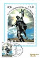 Cartolina Maximum GESU' REDENTORE (2000) - Cartoline Maximum
