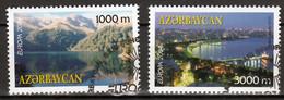 Azerbeidzjan  Europa Cept 2004 Type A Gestempeld Fine Used - 2004