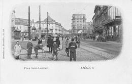 Liege - Place Saint Lambert - Lüttich