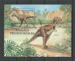 Cambodja 1999 Prehistoric Fauna S/S Y.T. 155 (0) - Vor- U. Frühgeschichte